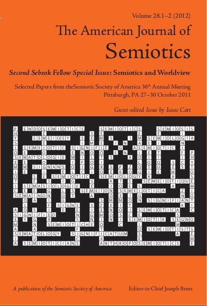 The American Journal of Semiotics